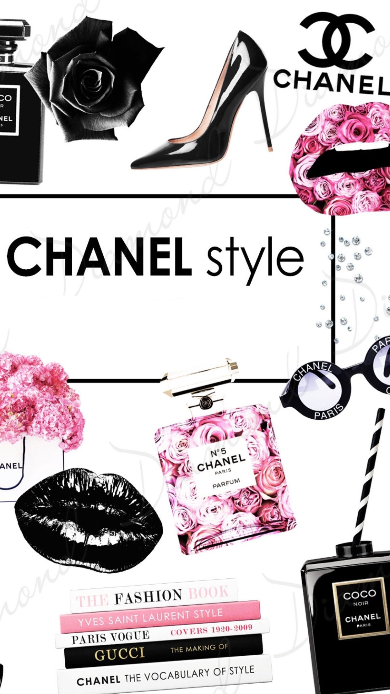 Wallpaper Chanel Posted By Zoey Mercado