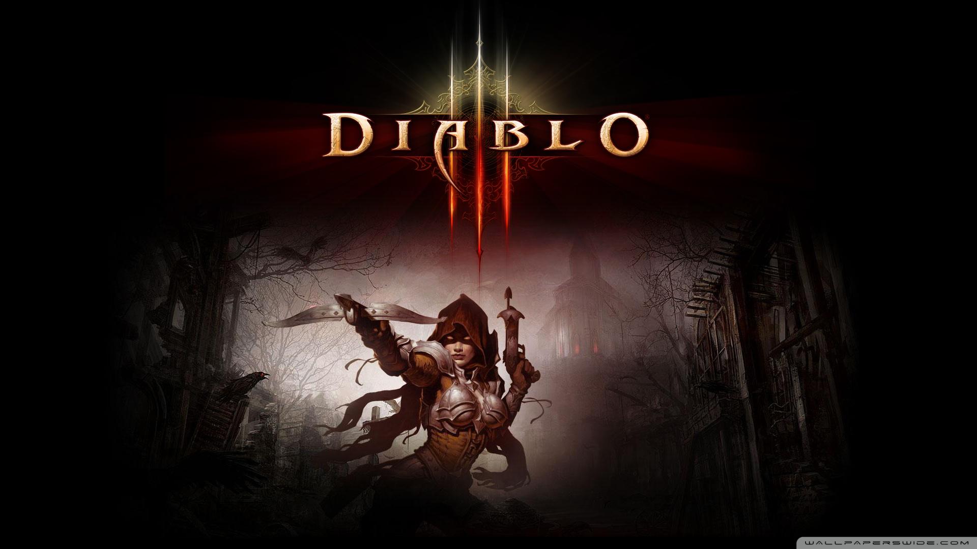 Wallpaper Diablo 3 Hd Posted By John Cunningham