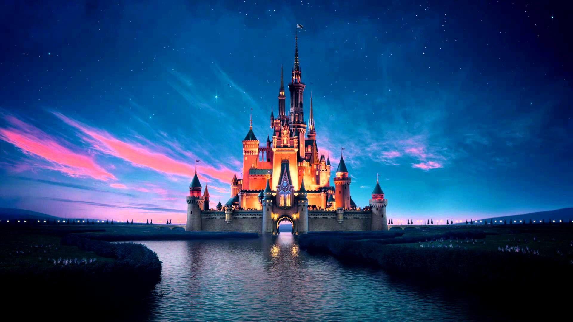 Disney Castle Wallpapers Top Free Disney Castle
