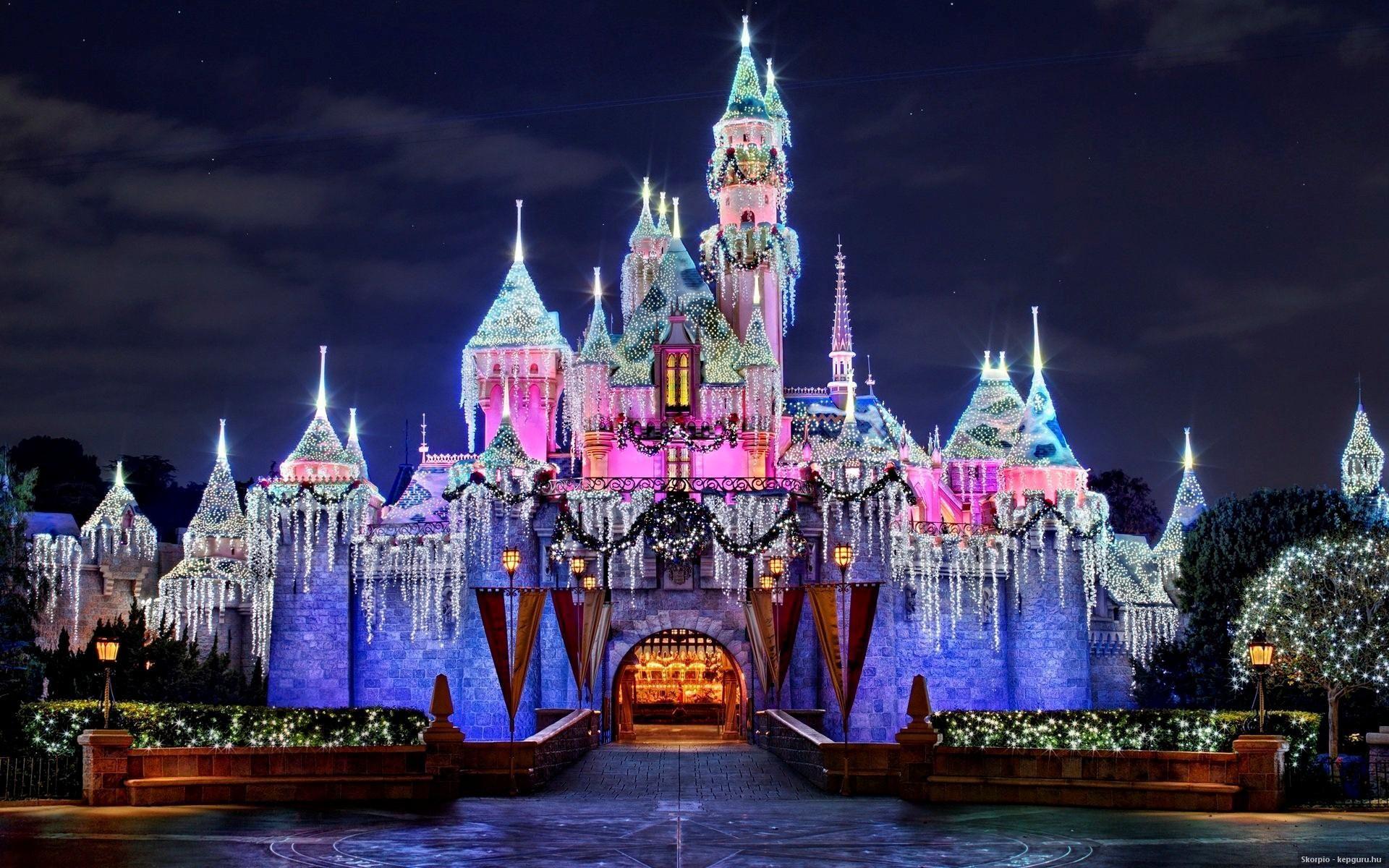 Disneyland California Wallpapers Top Free Disneyland
