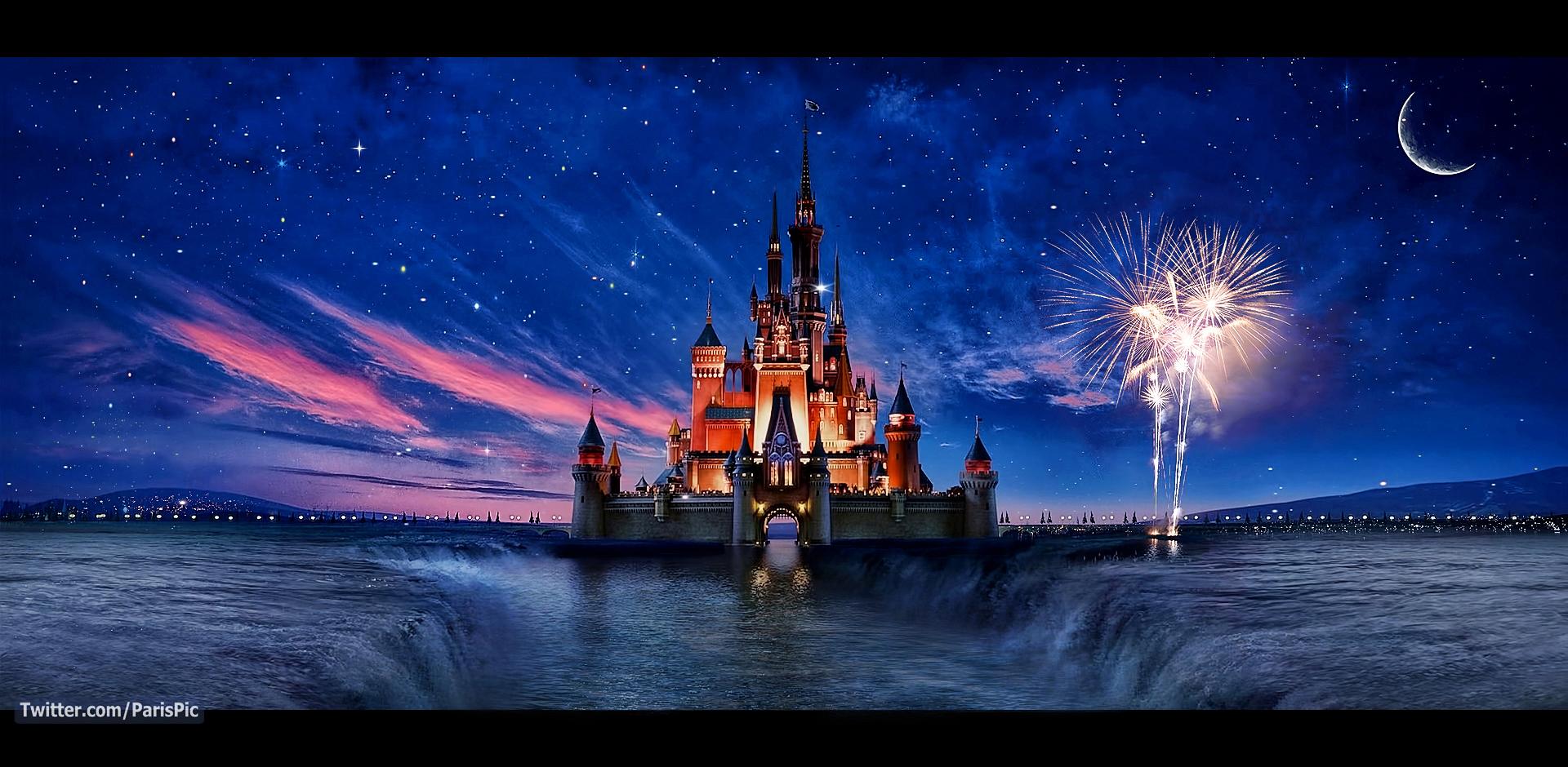 Disneyland castello California modifica wallpaper ParisPic