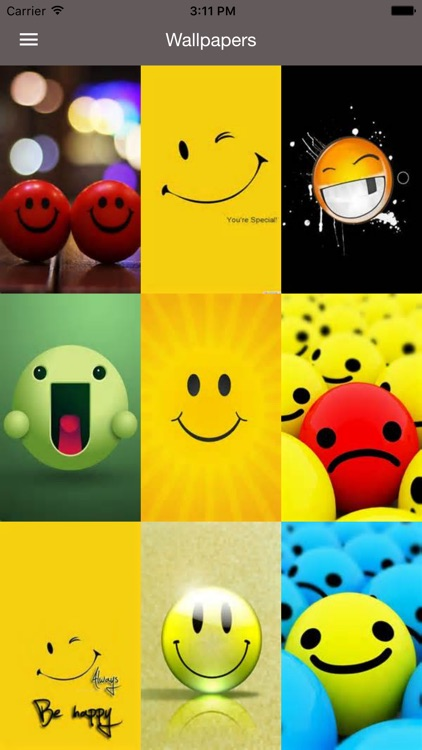 Smiley and Emoji Wallpapers HD Cool Backgrounds by Danny Wheeler