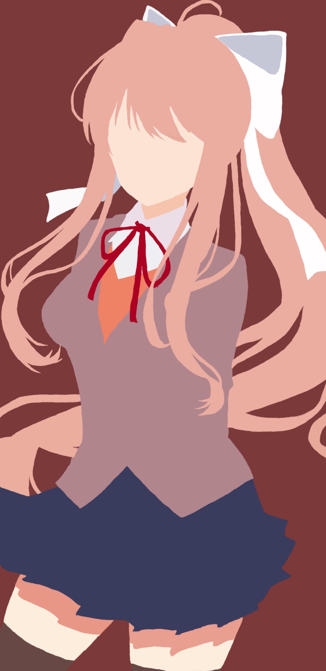 Wallpaper Engine Monika