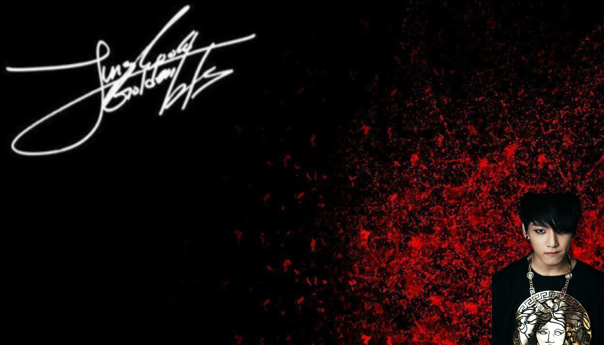 BTS JUNGKOOK laptopdesktop wallpaper by XxCoolCat27xX on