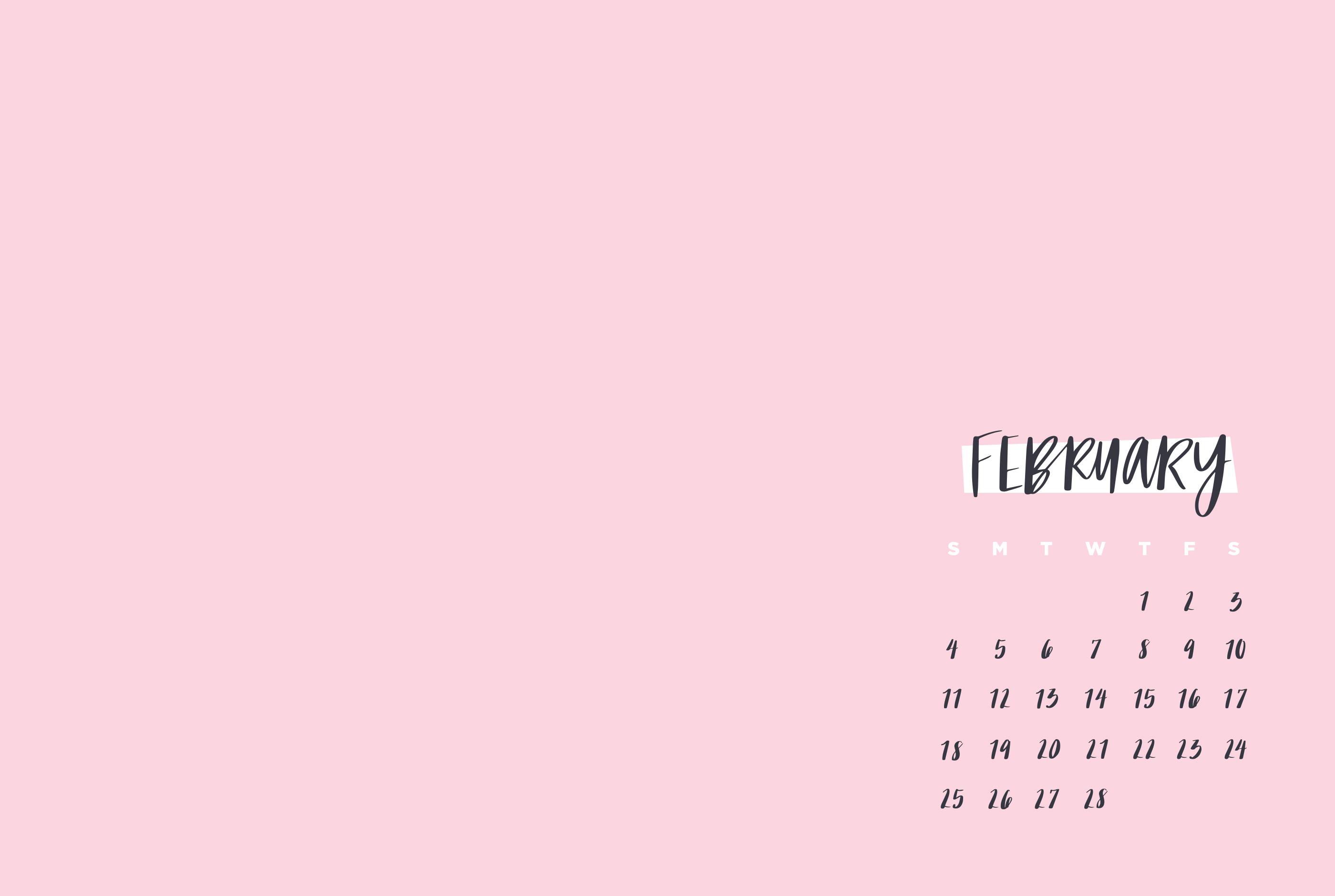 Wallpaper For February Posted By Ryan Tremblay