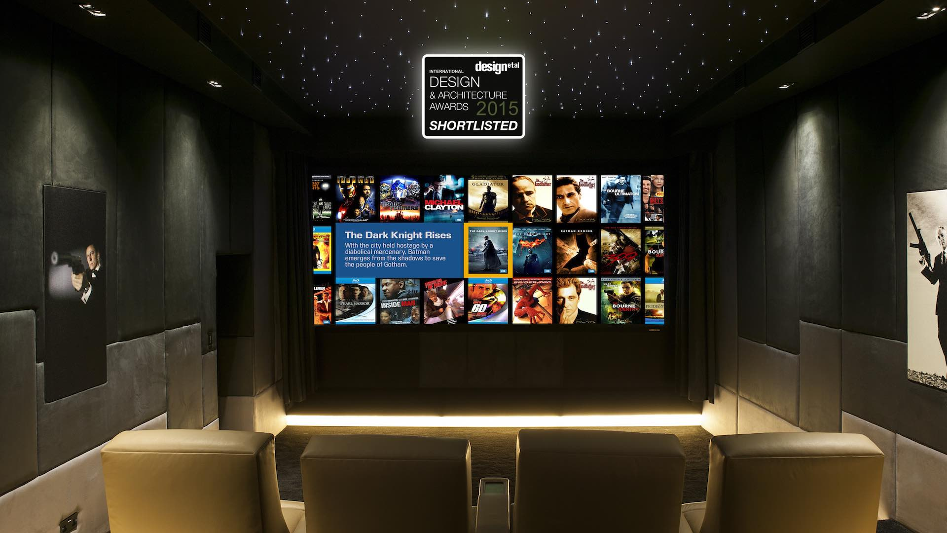 Wallpaper For Home Theater Posted By Christopher Peltier