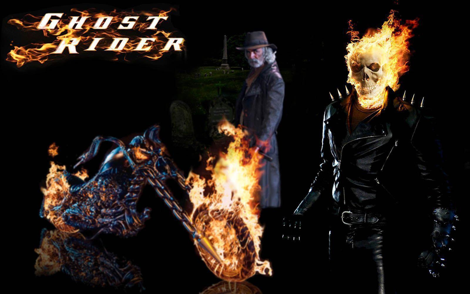 HD Wallpaper Ghost Rider Bergerak wallpaper prambanan