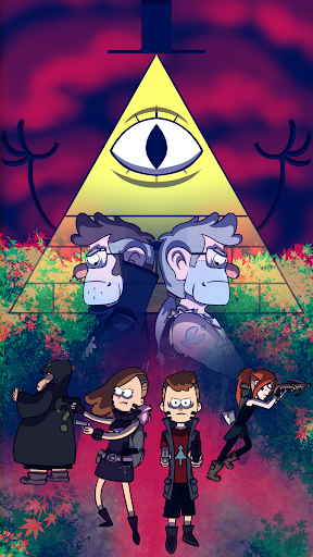 Wallpaper Gravity Falls Posted By Ethan Walker