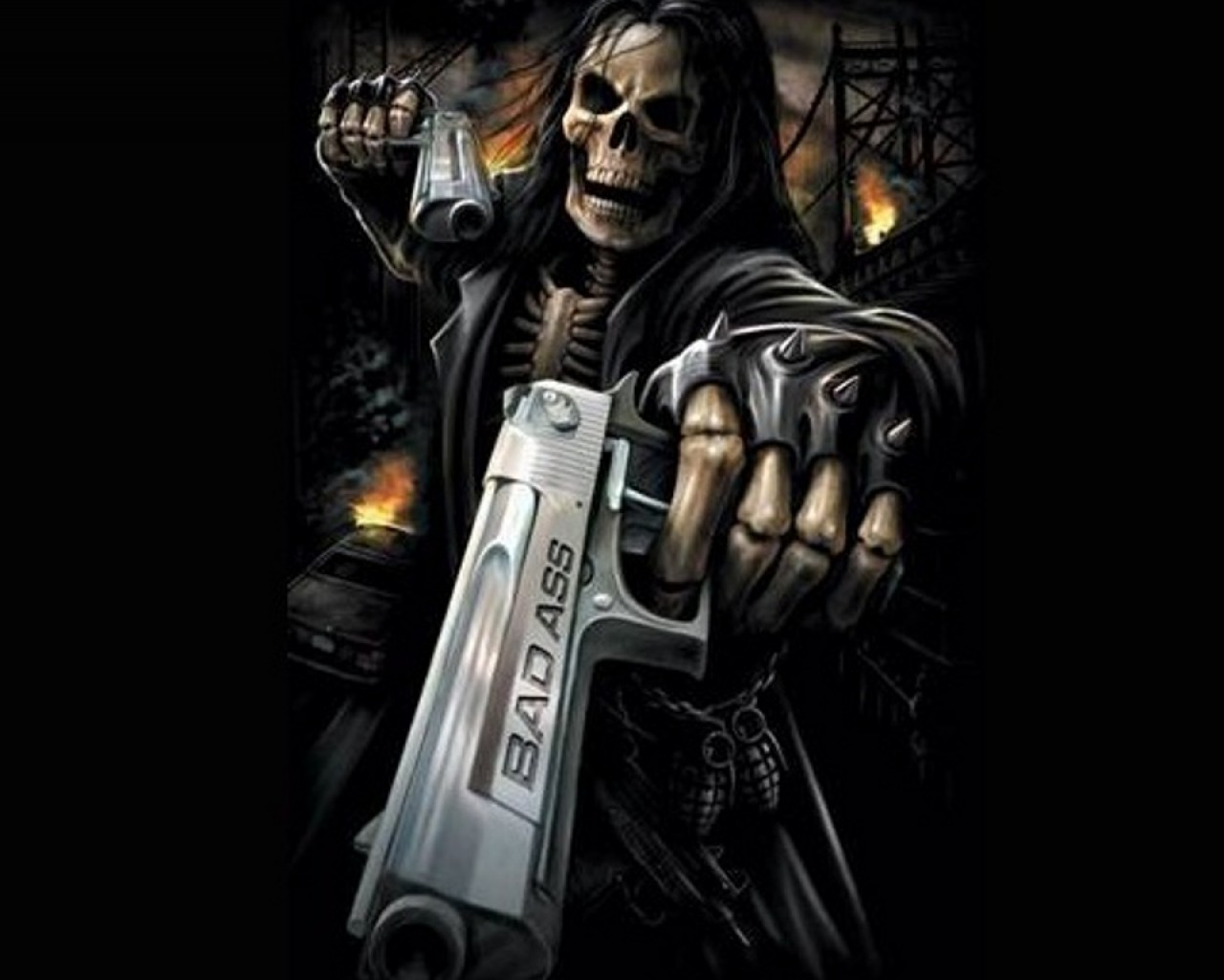 Wallpaper Grim Reaper Hd Posted By Ryan Johnson