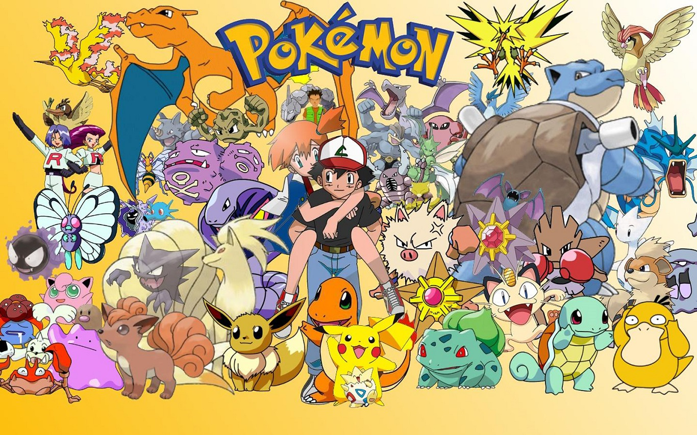 Wallpaper Hd Pokemon Posted By Zoey Simpson