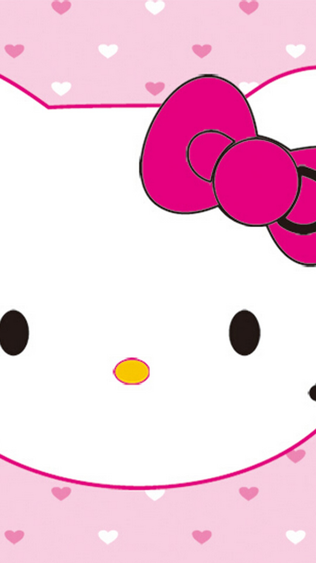 Wallpaper Hello Kitty Pink Posted By Sarah Tremblay