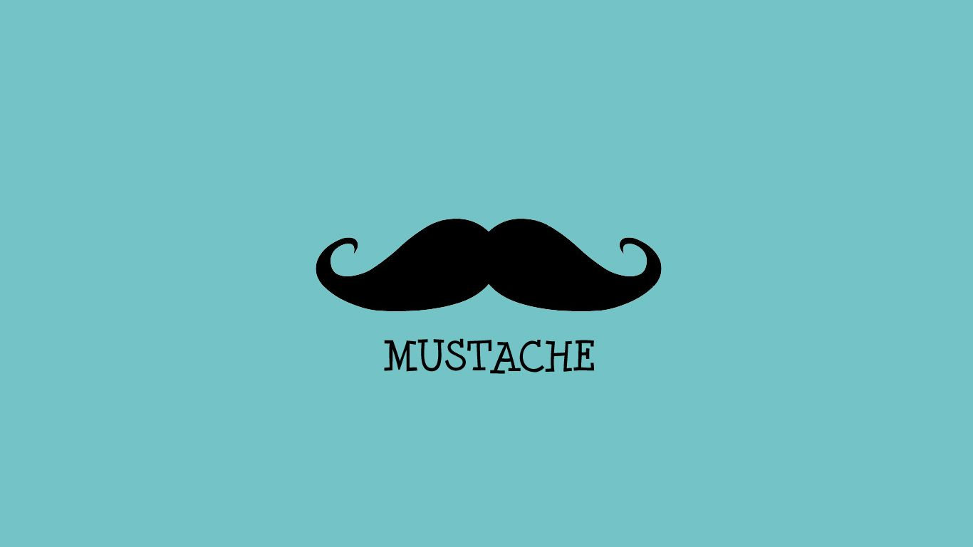 Wallpaper Iphone Moustache Posted By Ryan Johnson