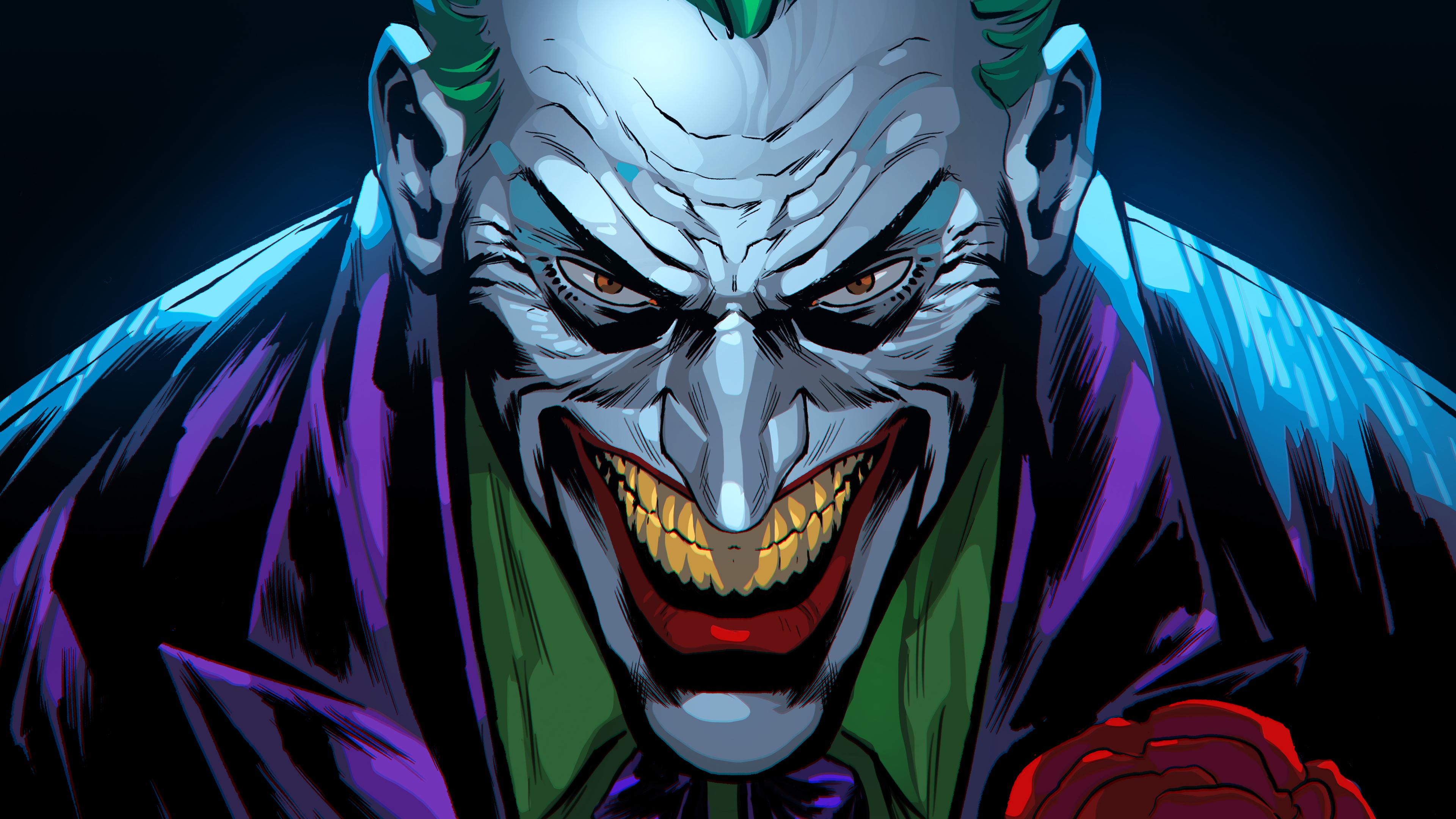 Wallpaper Joker Posted By Samantha Thompson