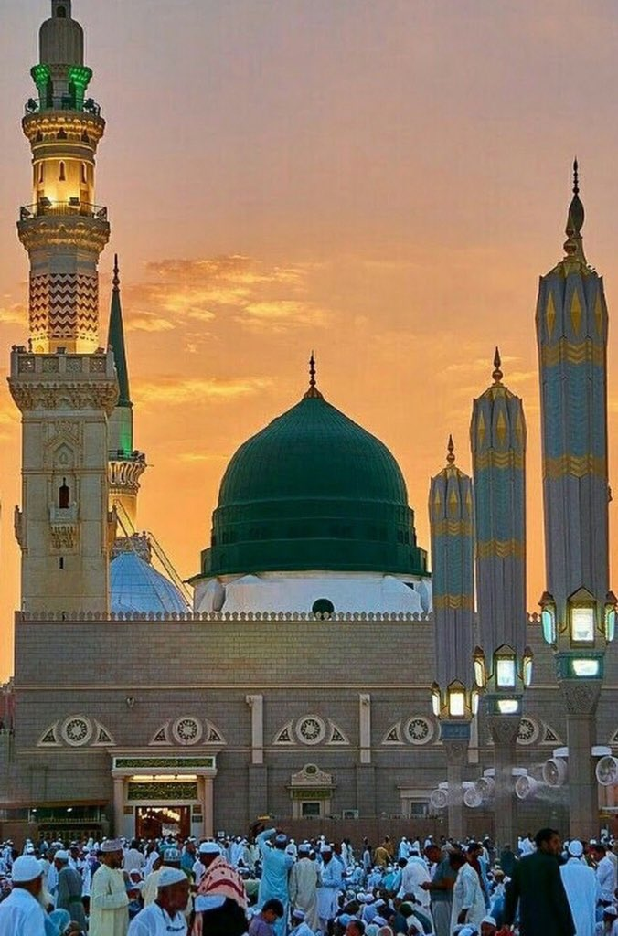 10 Replies 269 Retweets 691 Likes Al masjid Al nabawi Hd