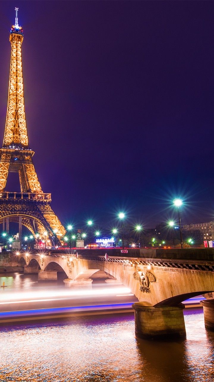 Wallpaper Menara Eiffel Bergerak Posted By John Thompson