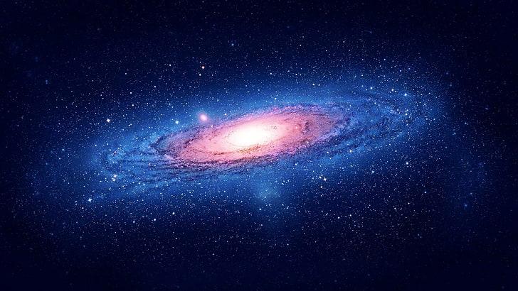 HD wallpaper Milky Way Galaxy, Milkyway galaxy, space