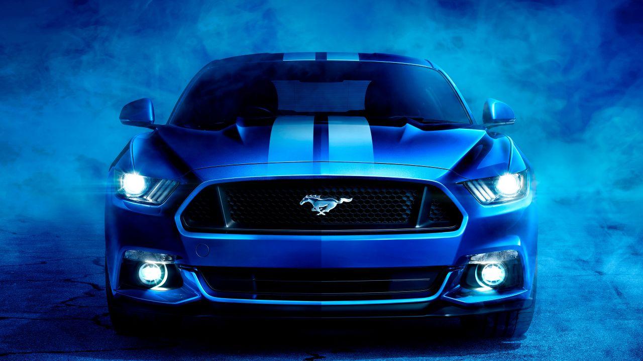 Wallpaper Mustang Posted By John Peltier
