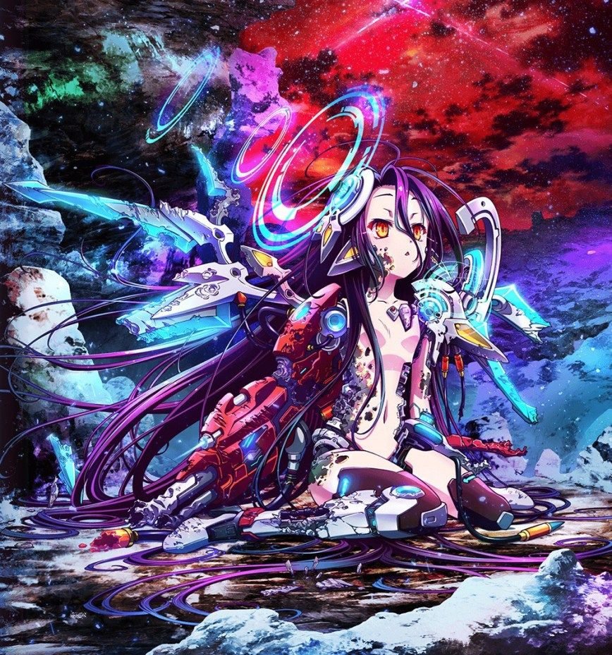 Wallpaper No Game No Life Posted By Michelle Peltier