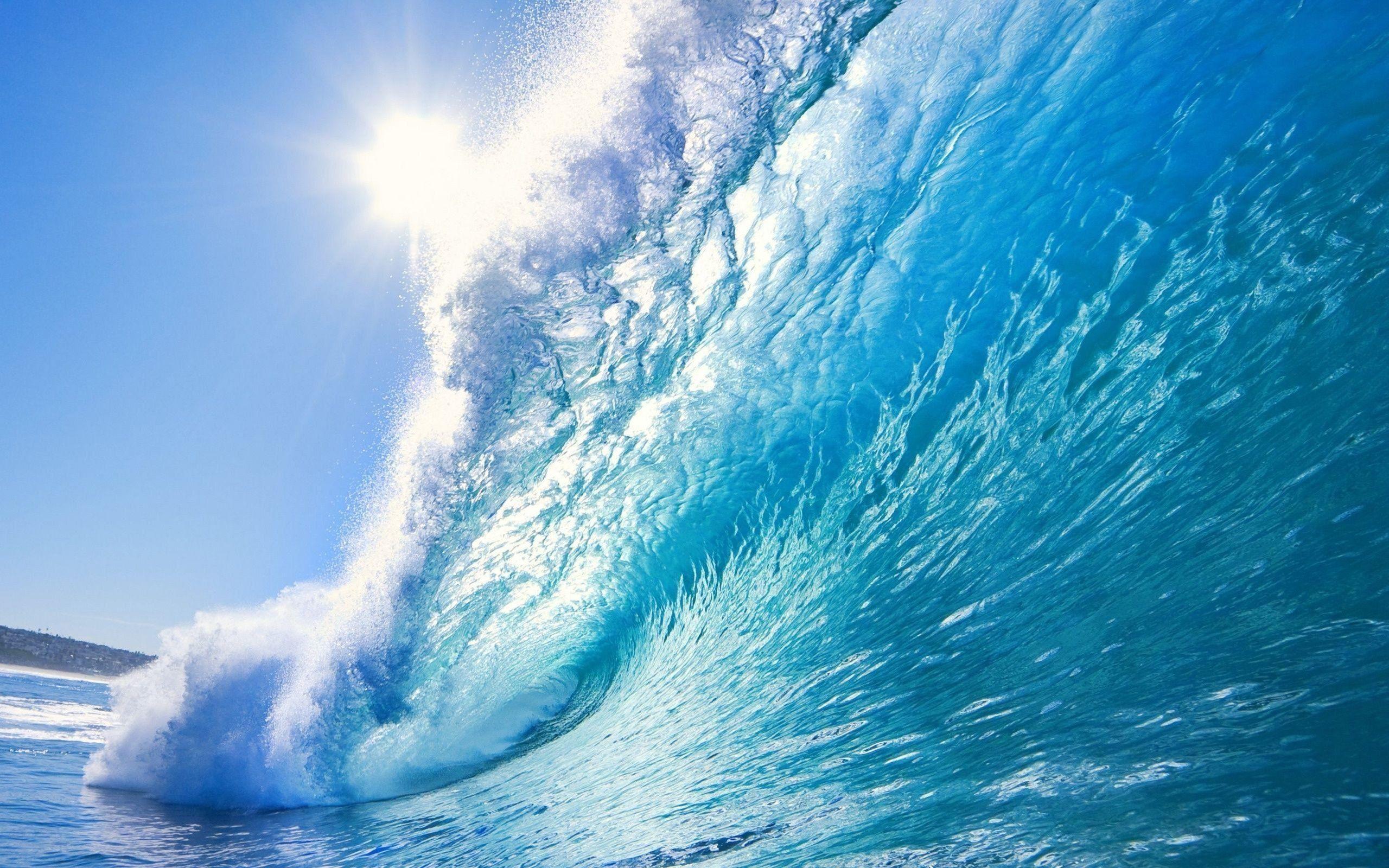 Blue Ocean Desktop Wallpapers Desktop Wallpaper
