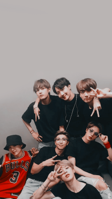 bts ot7 lockscreen Tumblr