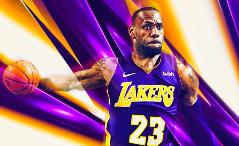 Wallpaper Of Lebron James Posted By Ethan Mercado