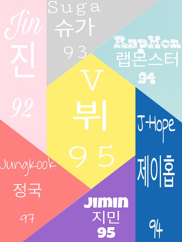 bts wallpaper pastelcolors names