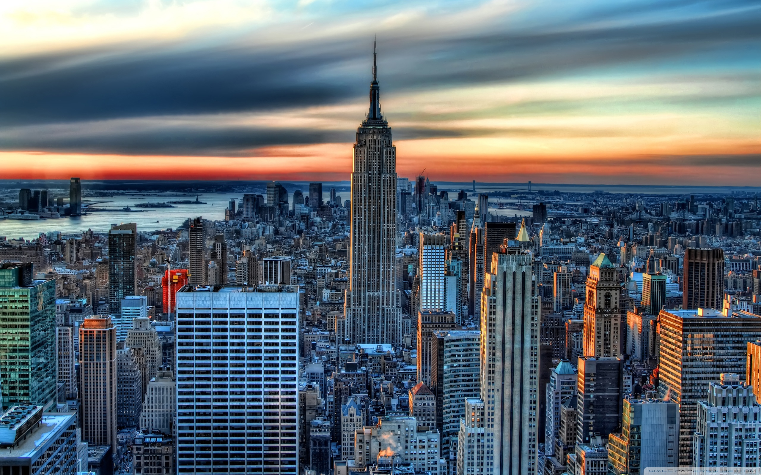 Wallpaper Of New York City Posted By John Thompson