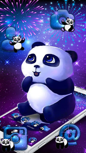 Wallpaper Of Panda Posted By Christopher Johnson