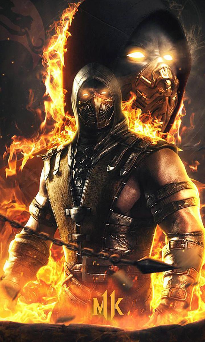 Wallpaper Of Scorpion Posted By John Johnson