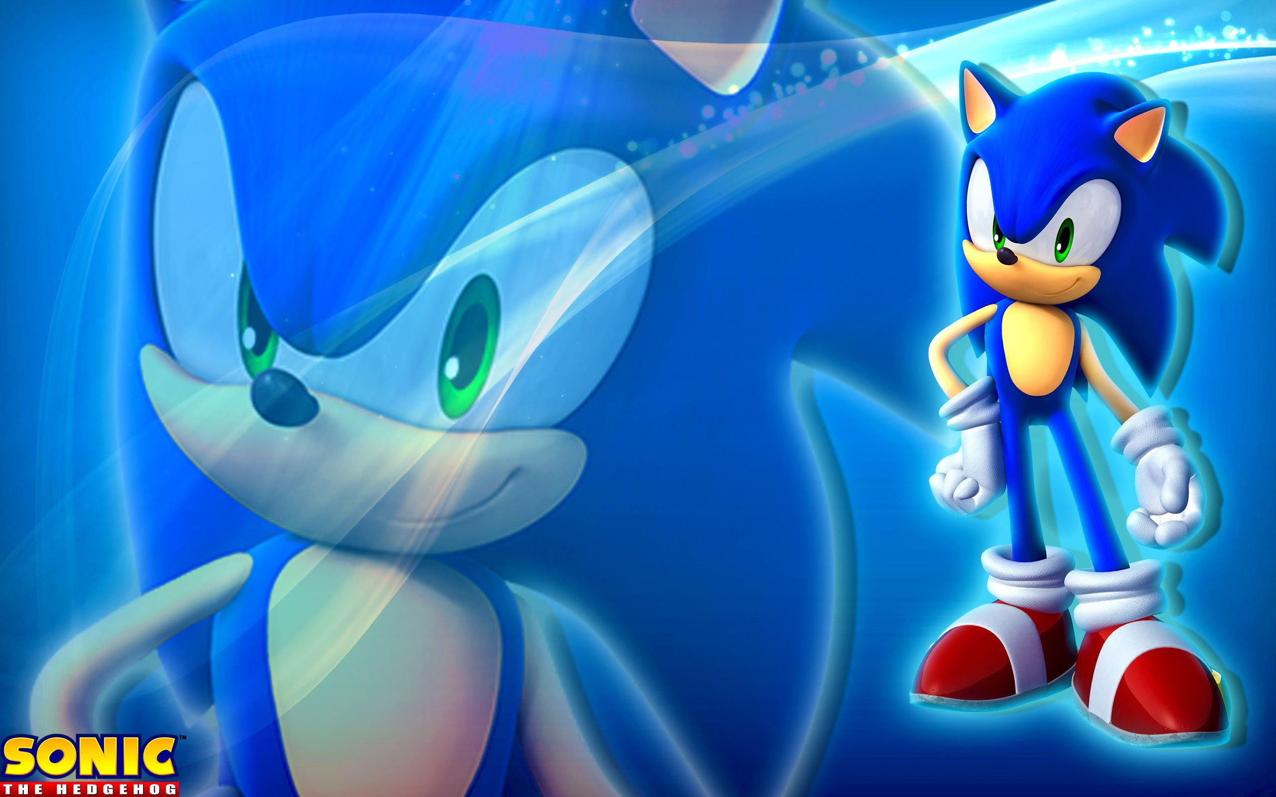Wallpaper Of Sonic Posted By Ethan Peltier