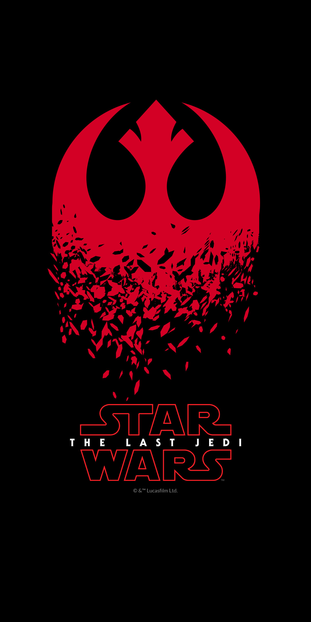 OnePlus 5T Star Wars The Last Jedi wallpapers download