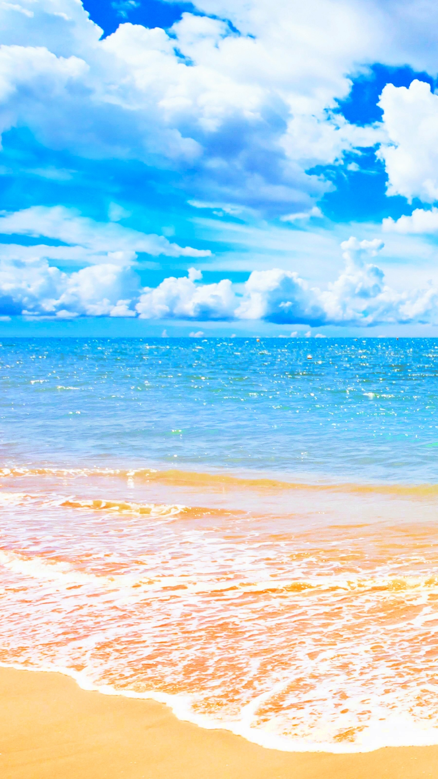 Wallpaper Of The Beach Posted By John Mercado