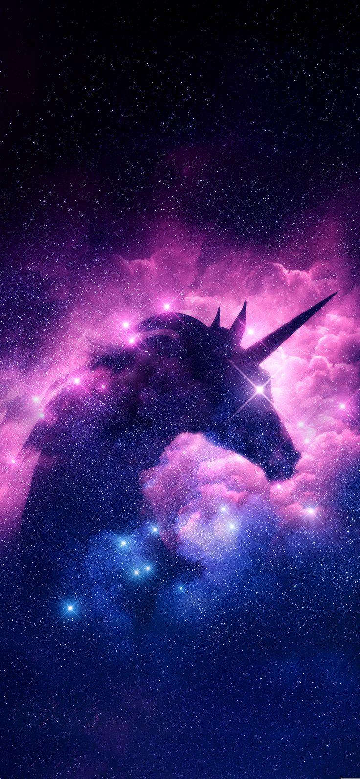 Unicorn Galaxy Iphone Wallpaper Galaxy Iphone Cool
