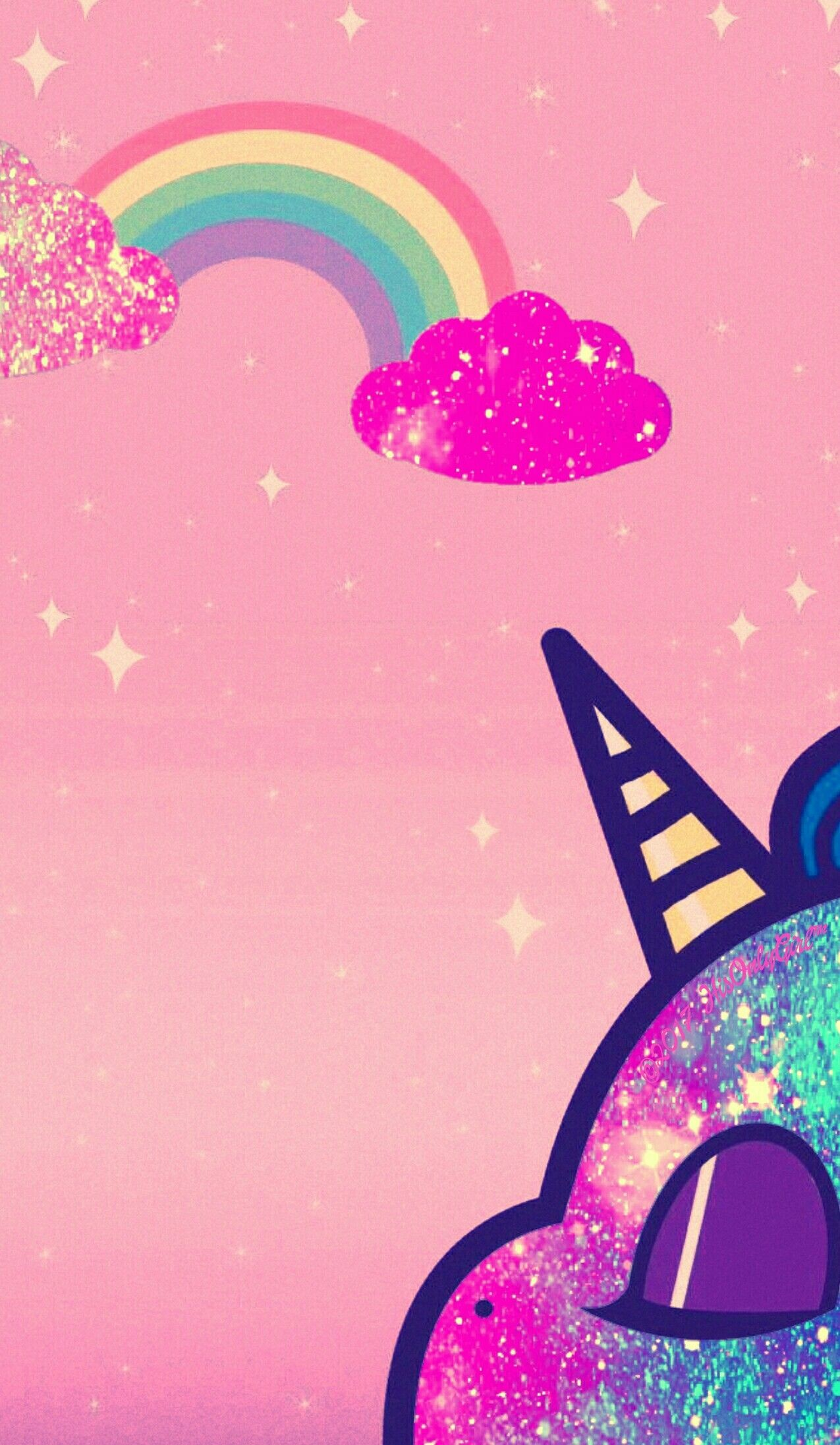 Pink Unicorn Wallpaper 54+ images