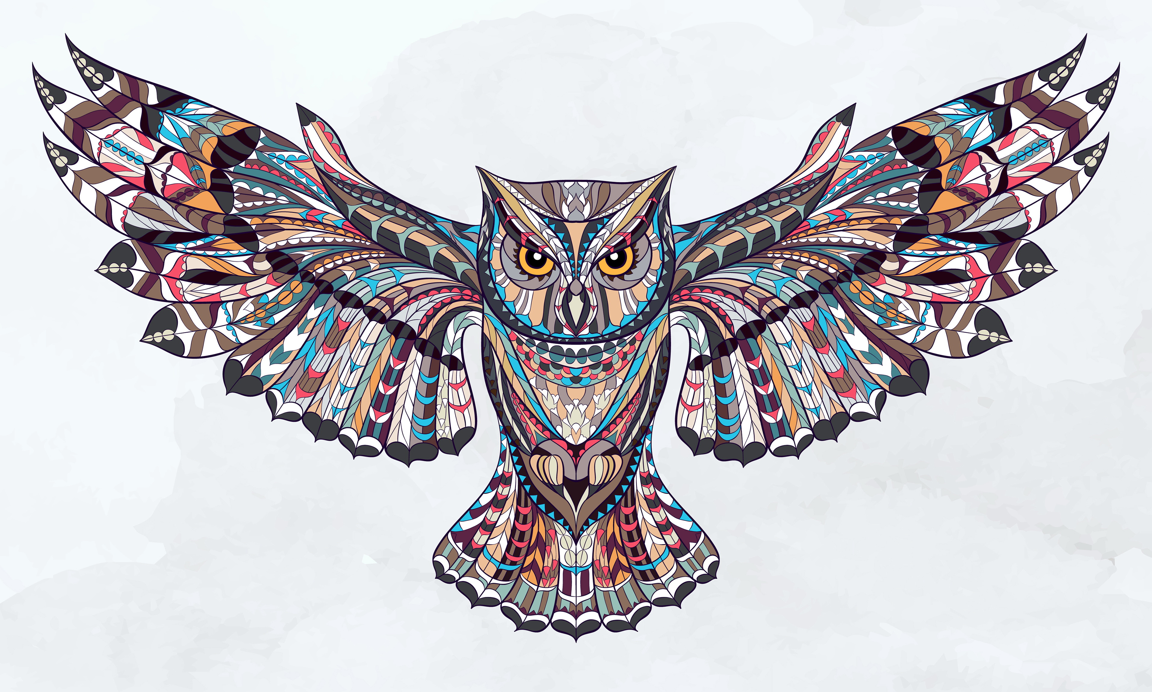 Wallpaper Owl Posted By Sarah Sellers