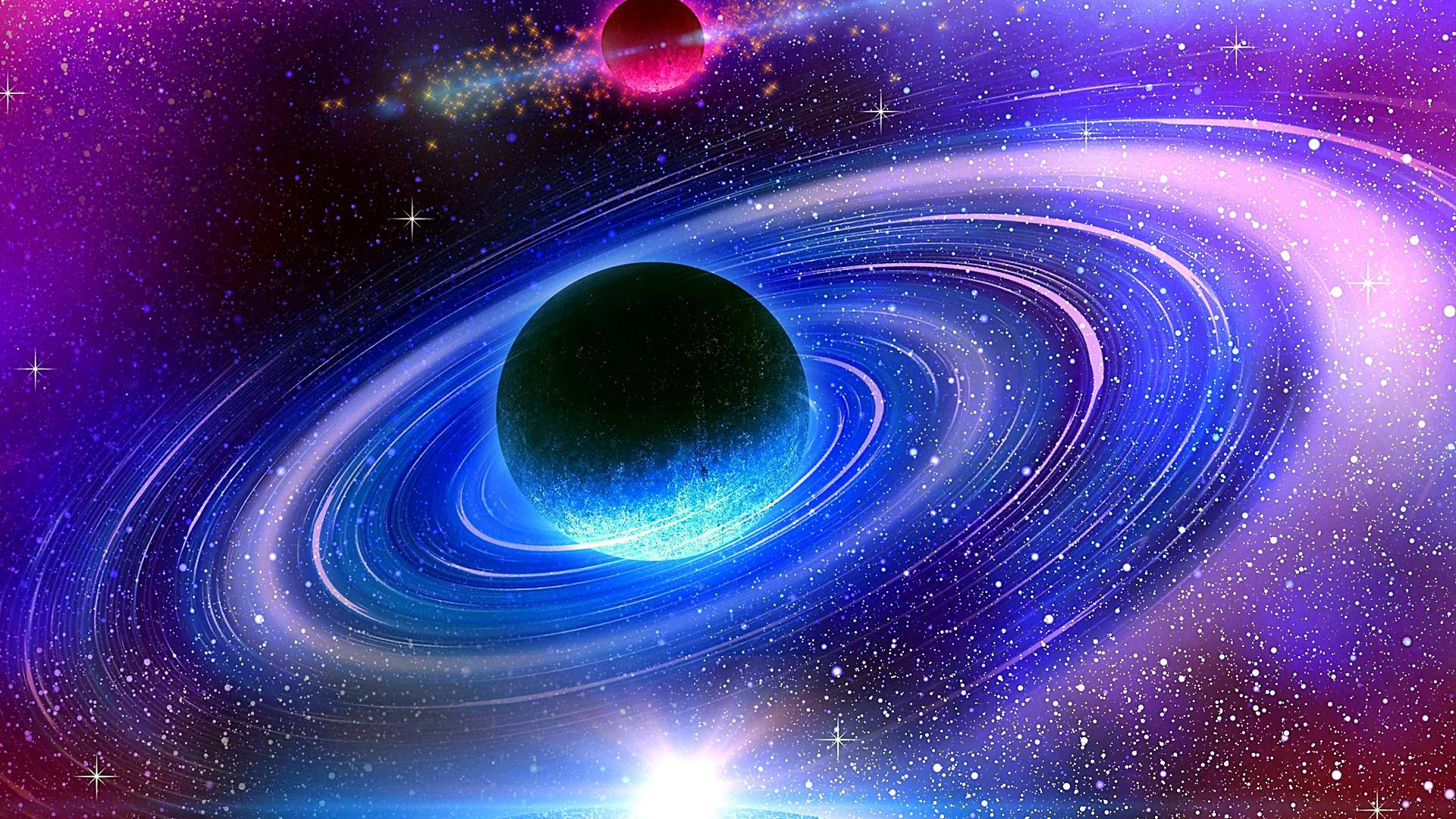 Wallpaper of Planet, Space, Star, Galaxy background and HD image