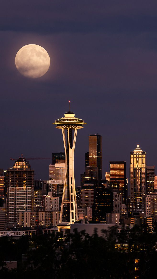 Wallpaper Seattle Posted By John Thompson