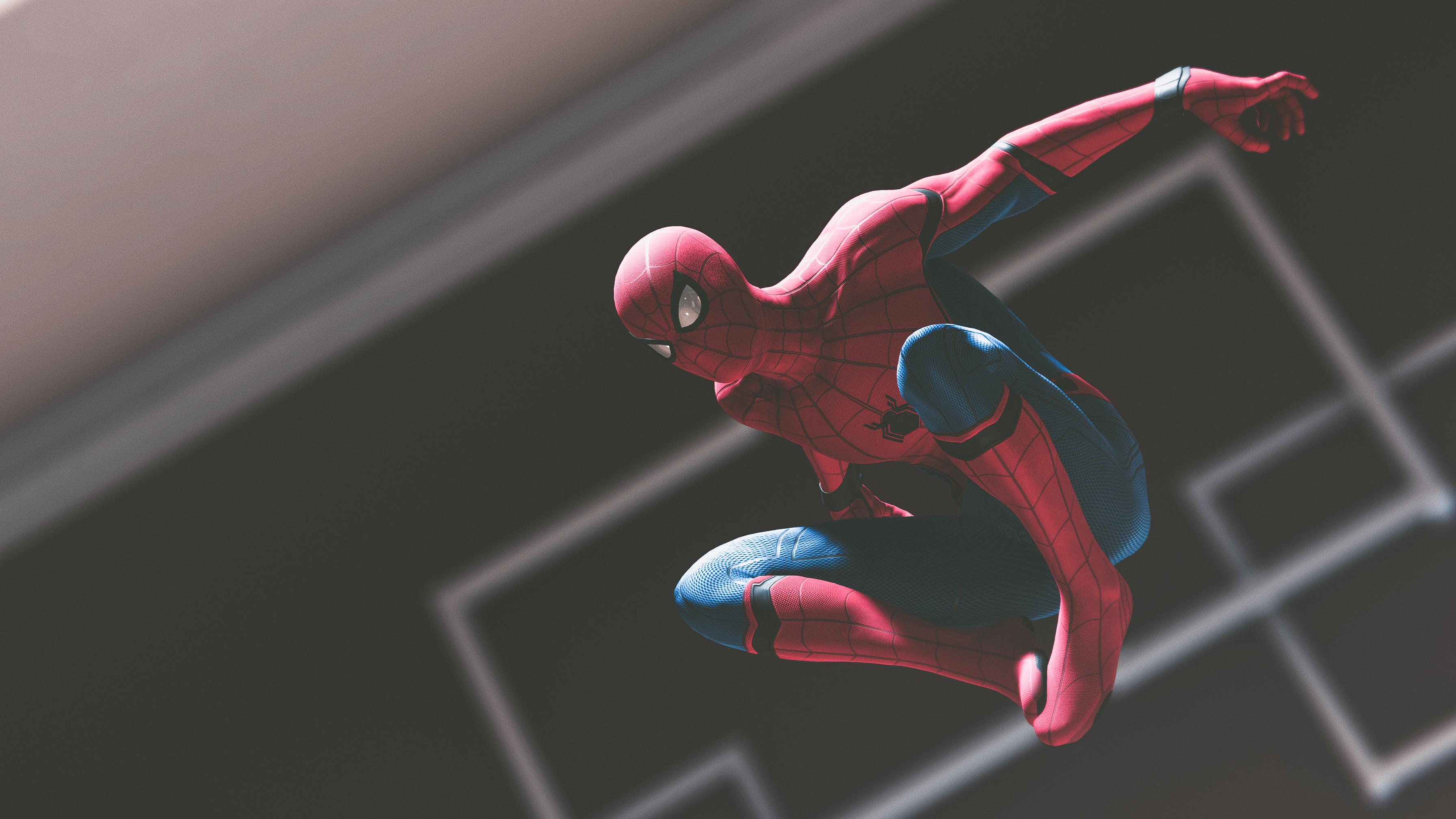 Wallpaper Spiderman Posted By John Cunningham