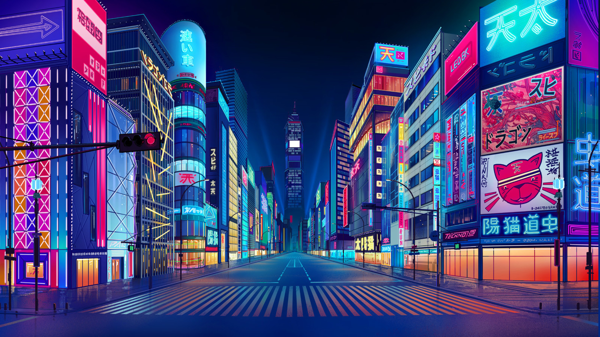 Wallpaper Tokyo Posted By Michelle Cunningham