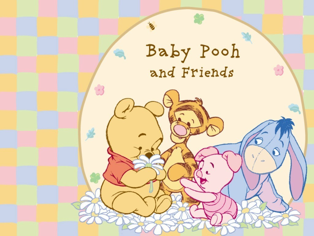 Wallpaper Winnie The Pooh Baby Posted By Christopher Tremblay