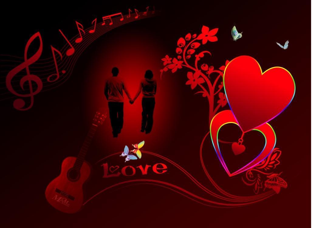 I Love U Hearts Wallpapers Heart Love, Hd Wallpapers