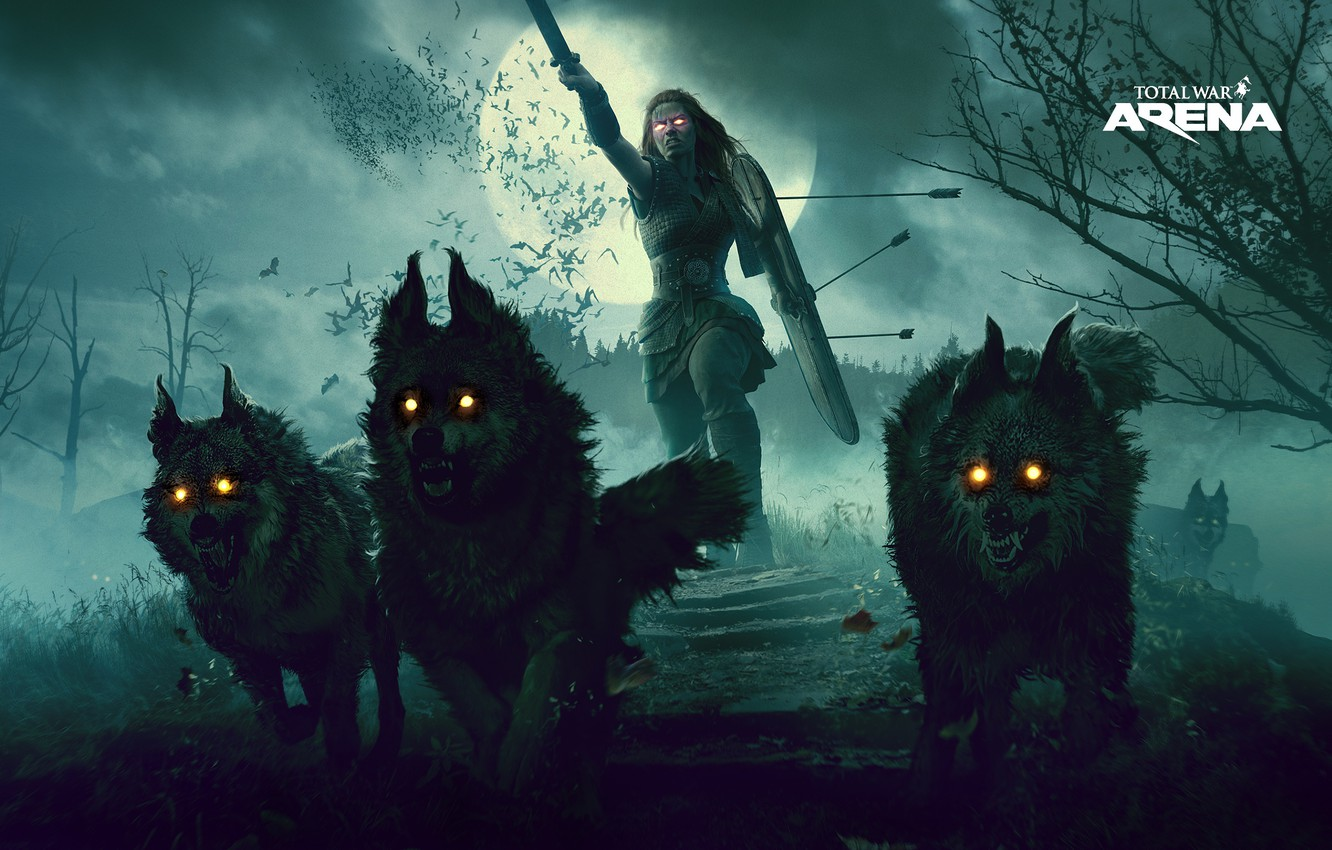 Wallpaper Wolves Posted By Christopher Anderson