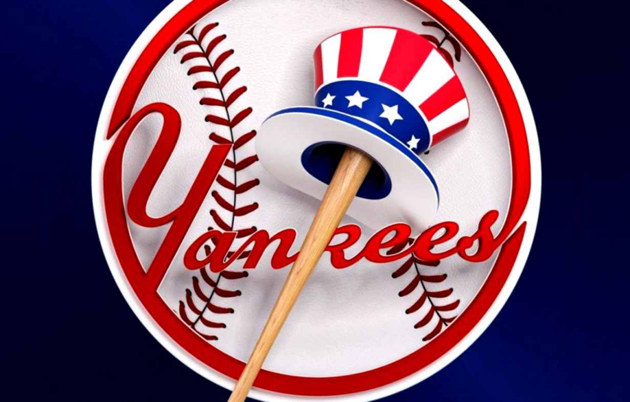 Wallpaper Yankee Posted By Samantha Peltier