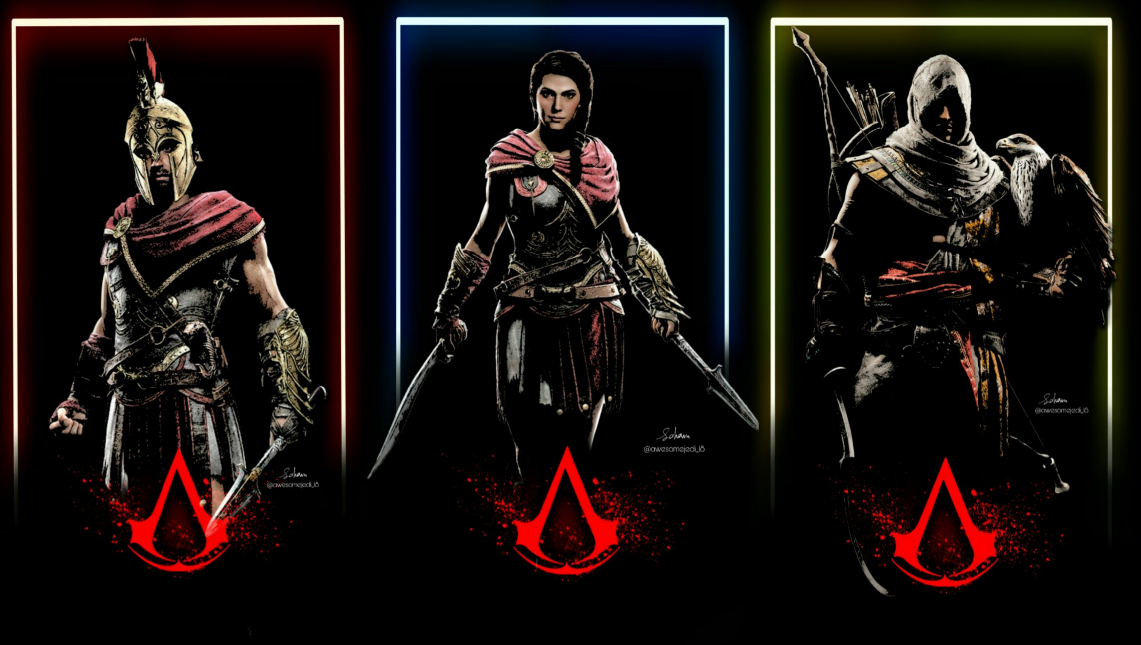 Wallpapers Assassins Creed Posted By Ethan Mercado