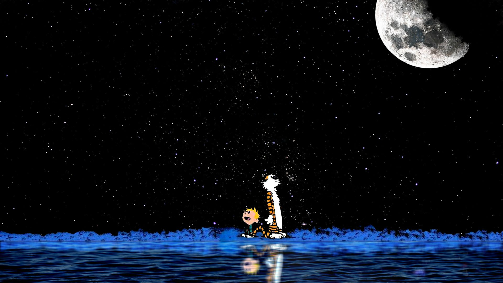 Wallpapers Calvin And Hobbes Posted By Sarah Johnson