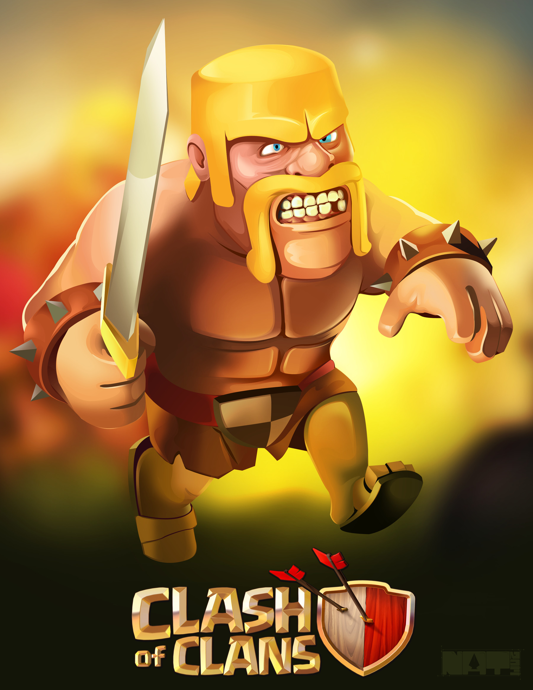 Wallpapers Coc Posted By Ryan Sellers