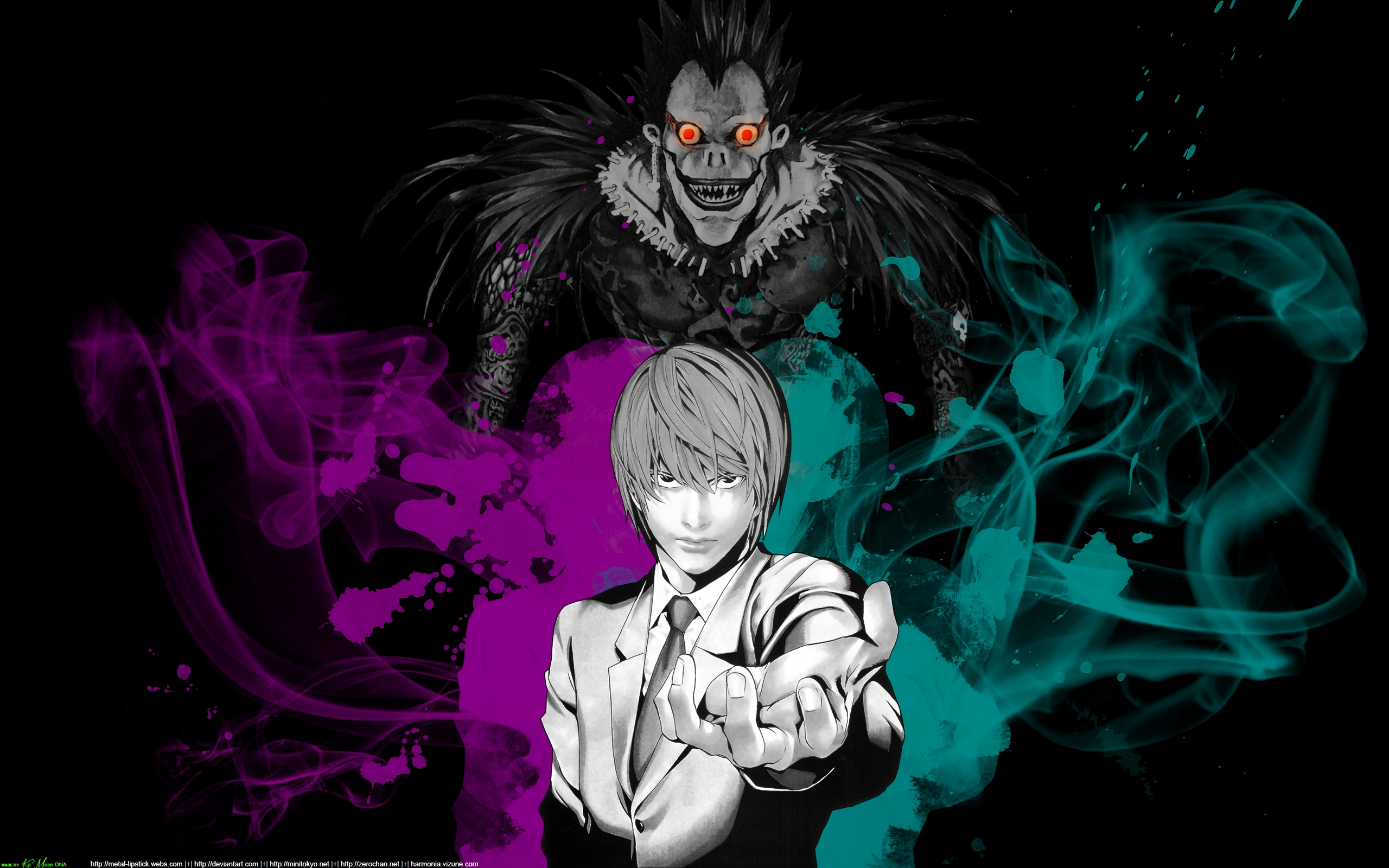 Wallpapers Death Note Posted By Christopher Anderson
