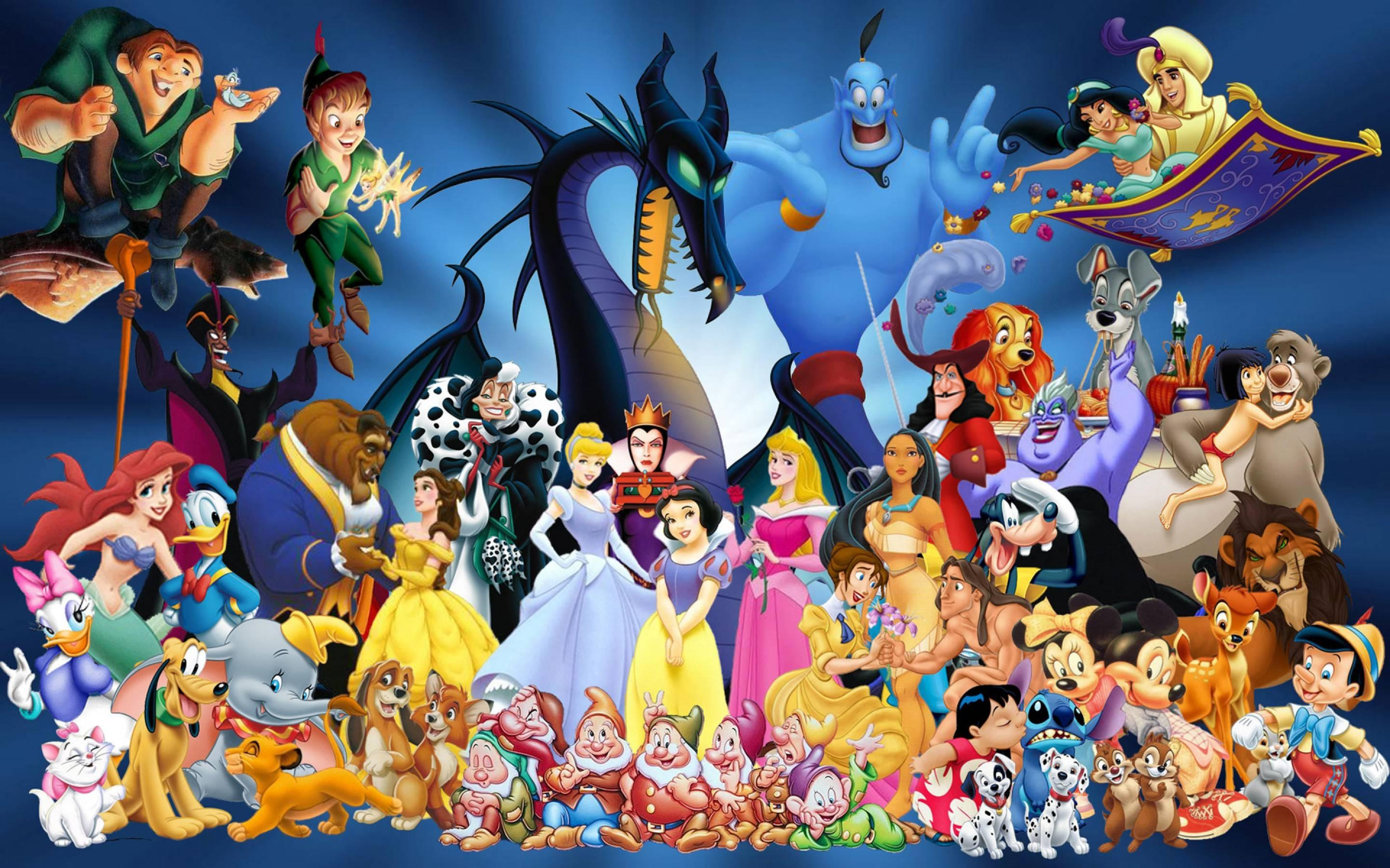 Wallpapers Disney Characters Posted By Ryan Simpson