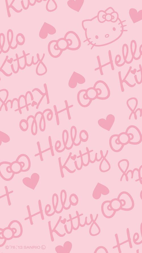 Wallpapers Hello Kity Posted By Zoey Walker