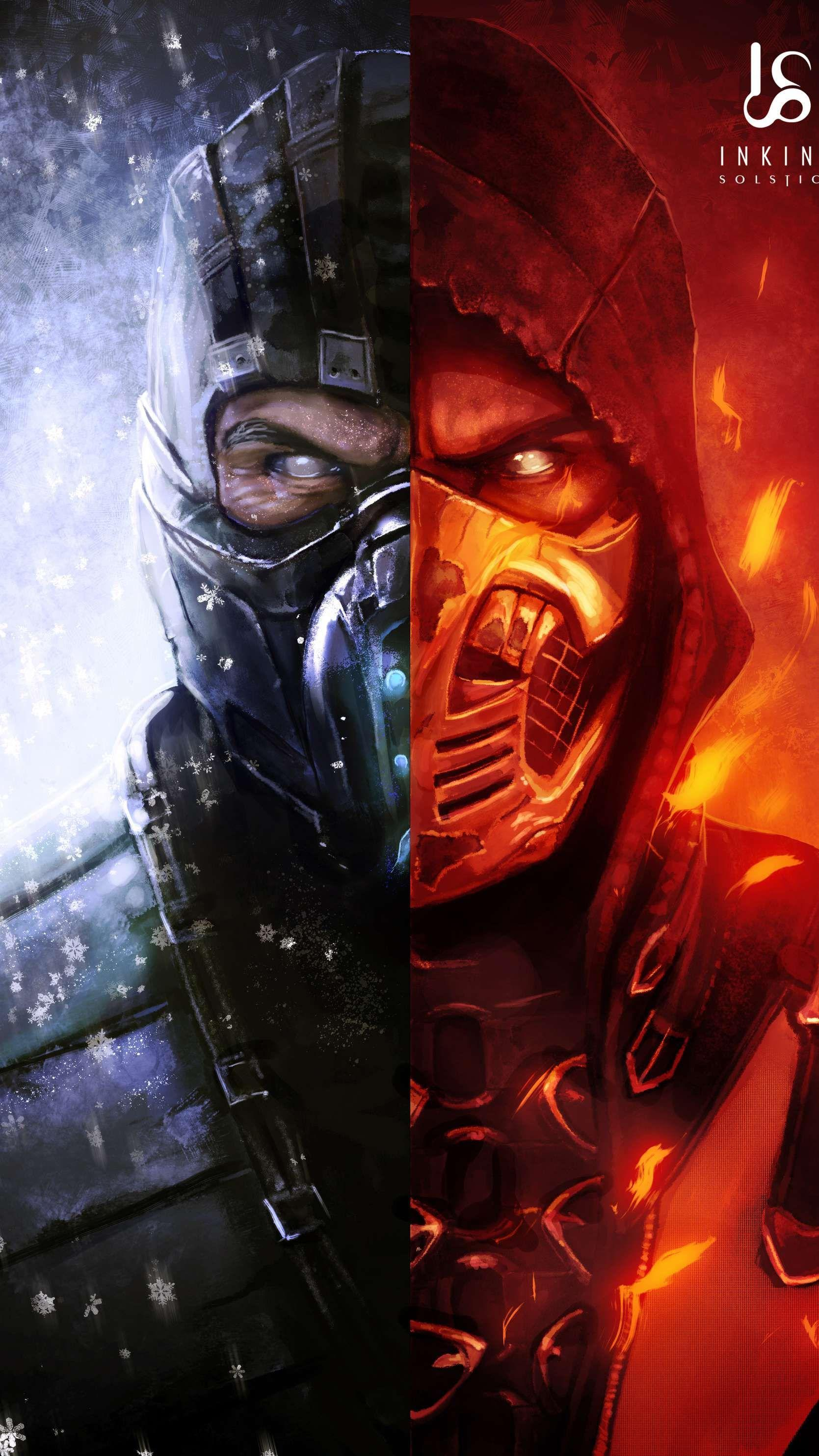 Wallpapers Mortal Kombat Posted By Ethan Thompson
